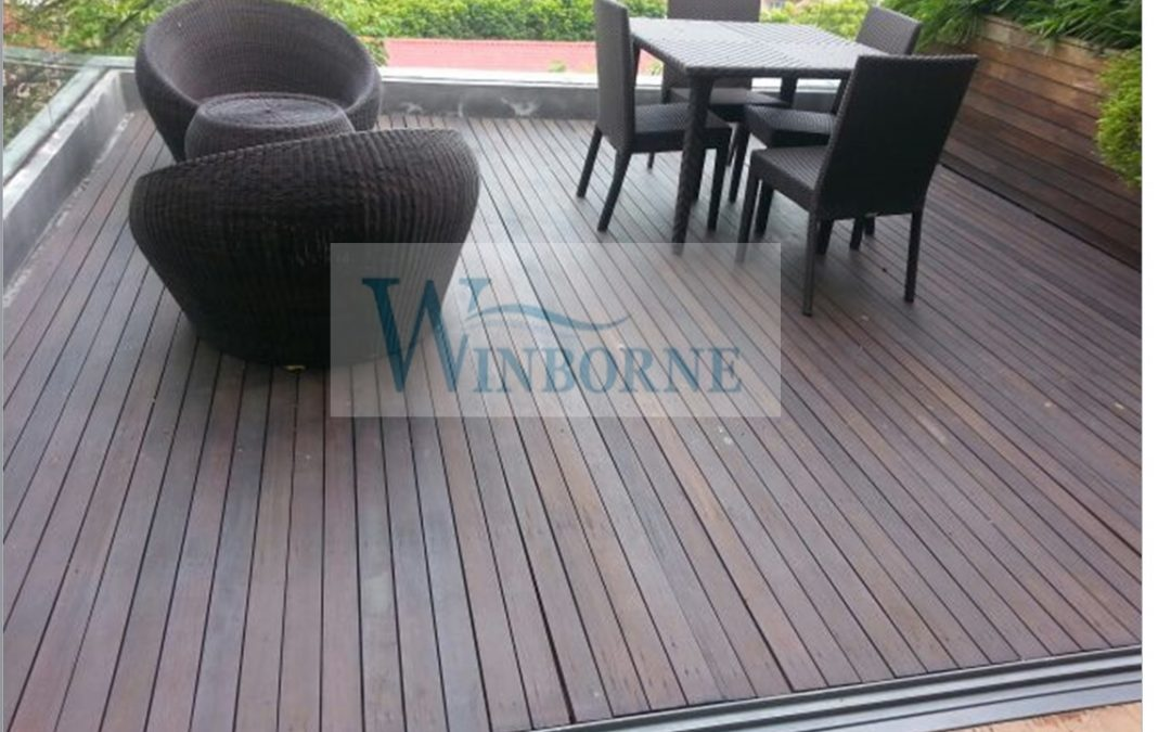 Things to know about Deck Area Waterproofing